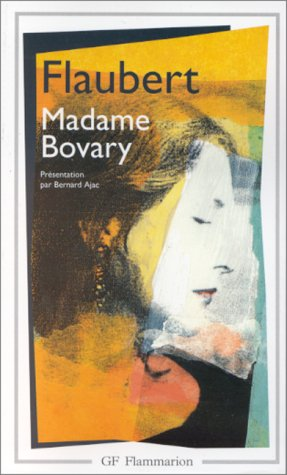 MADAME BOVARY (French Language)