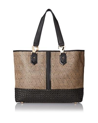 Carmen Marc Valvo Women's Tote Bag, Black