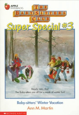 Winter Vacation (Baby-Sitters Club Super Special) front-945249