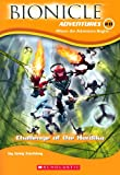 Challenge of The Hordika (Bionicle Adventures, No. 8) (0439696216) by Farshtey, Greg