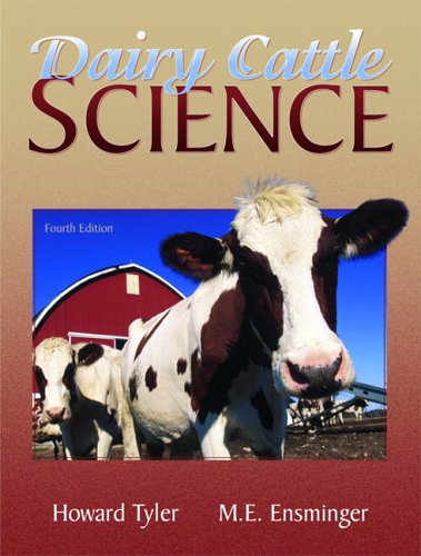 Dairy Cattle Science (4th Edition)