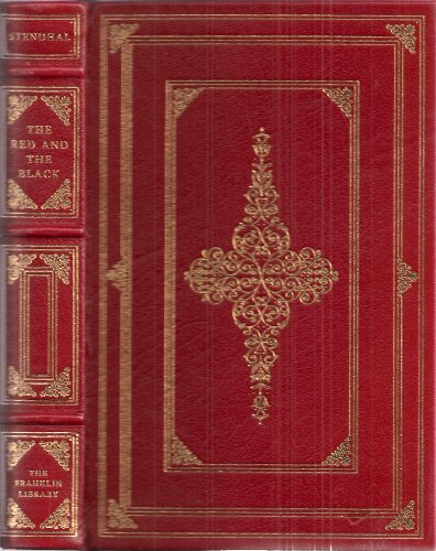 The Red and The Black (Limited Edition) (The Franklin Library), Stendhal