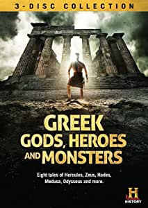 Ancient Greek Gods, Heroes and Monsters