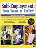 img - for Self Employment: From Dream to Reality Instructors Guide book / textbook / text book