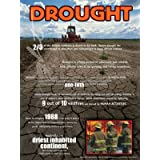 Drought educational poster chart