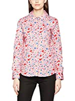 Love Moschino Camisa Mujer (Rosa / Multicolor)