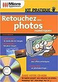 Photo du livre Retouchez vos photos numeriques