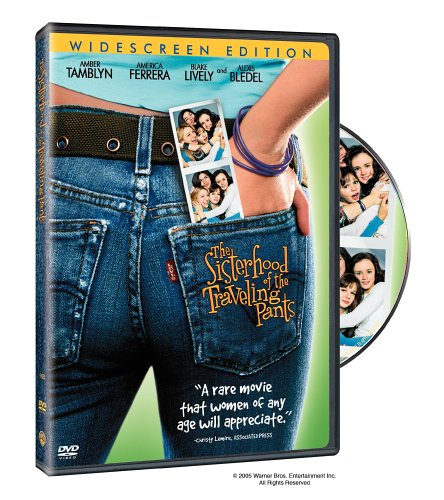 Cover art for  The Sisterhood of the Traveling Pants (Widescreen Edition)