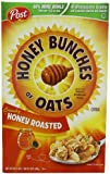 Honey Bunches of Oats Honey Roasted, 24.5-Ounce (Pack of 3)