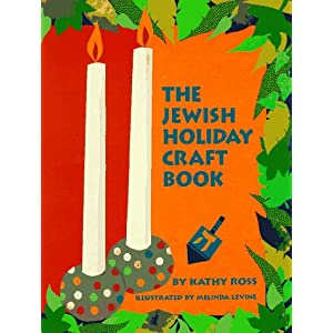 Jewish Holiday Craft Book,The