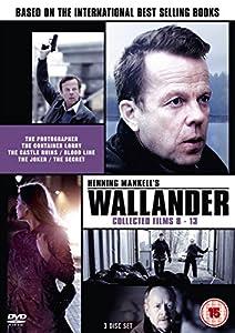 Wallander: Collected Films 8-13 [DVD]