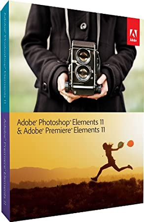 Adobe Photoshop & Adobe Premiere Elements 11