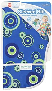 Bumkins Waterproof Sleeved Bib by Bumkins