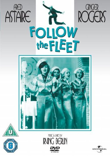 Follow The Fleet [DVD]