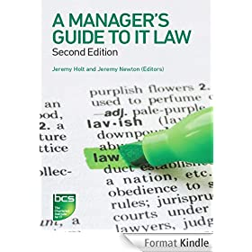 A Manager's Guide to IT Law - Second edition