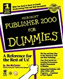 MS Publisher 2000 for Dummies