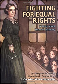 susan b anthony biography pdf