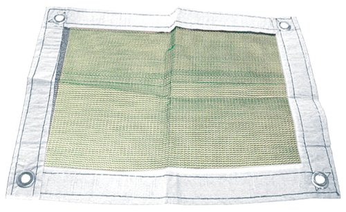 6x8 Shade NET White Netting Mesh Tarp