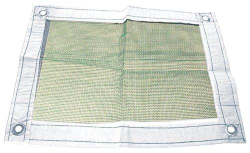 6x8 Shade NET White Netting Mesh Tarp