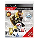 NHL 15 (Ultimate Edition) - PlayStation 3