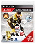 NHL 15 Ultimate Edition - PlayStation 3