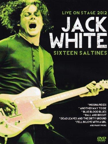 Jack White - Live on stage 2012 - Sixteen saltines