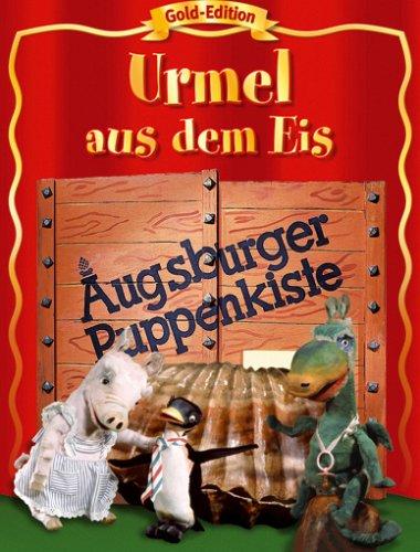 Augsburger Puppenkiste: Urmel aus dem Eis - Gold-Edition (4 DVDs + Hörspiel auf 2 Audio CDs) [Collector's Edition]