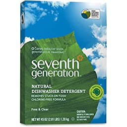 SEV22150CT - Natural Automatic Dishwasher Powder