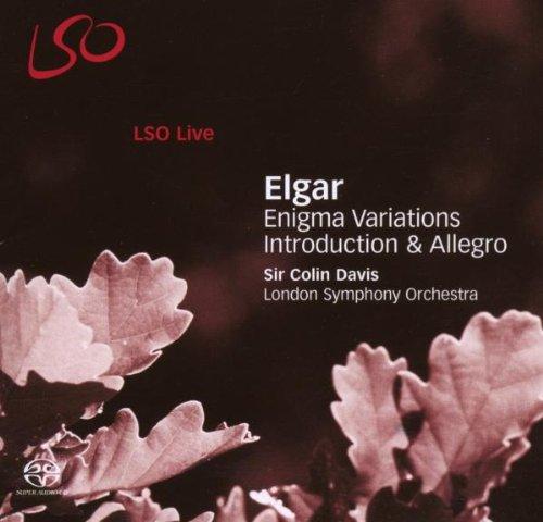 ELGAR / LSO / DAVIS