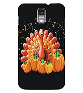 PrintDhaba Cartoon D-5345 Back Case Cover for SAMSUNG GALAXY S5 (Multi-Coloured)
