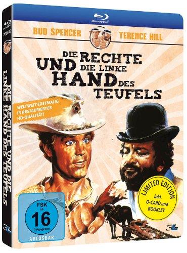 Die rechte und die linke Hand des Teufels - Limited Edition (Blu-ray)