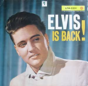 Elvis is Back! [Vinyl LP] [Schallplatte]