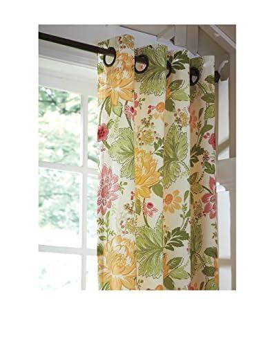Split P Flora Grommet Window Panel