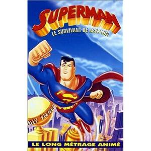 SUPERMAN : LE SURVIVANT DE KRYPTON