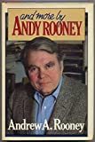 And More by Andy Rooney (0689113161) by Rooney, Andrew A.