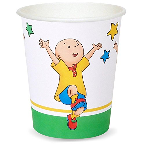 Party Destination Caillou 9 Oz. Cups