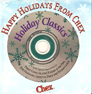 Holiday Classics - Happy Holidays from Chex (Perry Como, Gladys Knight