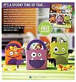 Cricut Magazine October 2011 6th Issue by Northridge Publishing (Volume 1 issue 4)