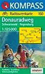 Carte touristique : Donau-Radweg, Sch...