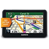 "Garmin Nuvi 50LM GPS Navigation System with 5"" screen and Free Lifetime Maps"