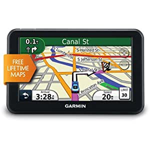 """Garmin Nuvi 50LM GPS Navigation System with 5"""" screen and Free Lifetime Maps"""