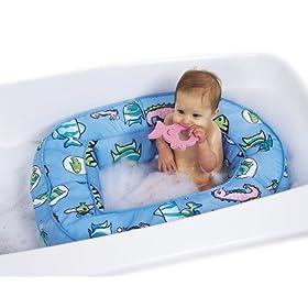 leachco safer bather infant bath pad bath fans. Black Bedroom Furniture Sets. Home Design Ideas
