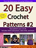20 Easy Crochet Patterns Book 2