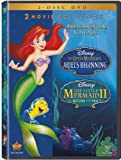 The Little Mermaid II and Ariel's Beginning 2-Movie Collection (2-Disc DVD)