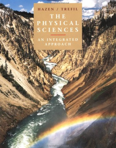 The Physical Sciences: An Integrated Approach