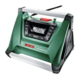 Bosch Home and Garden Akku-Radio PRA Multipower