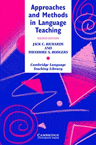 Approaches and Methods in Language Teaching, 2nd Edition (Cambridge Language Teaching Library)