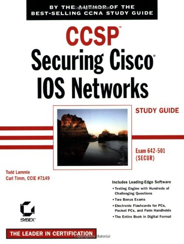 CCSP: Managing Cisco Network Security Study Guide
