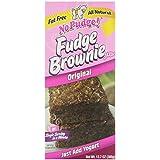 No Pudge Brownie Mix, 13.7 oz