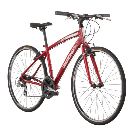 Diamondback 2013 Insight 1 Performance Hybrid Bike with 700c Wheels